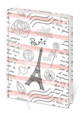 Diář 2020 B6 LYRA týdenní Paris