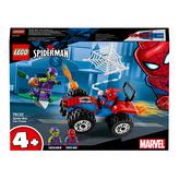 LEGO Super Heroes 76133 Spider-Man automobilová honička