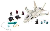 LEGO Heros 76130 Tryskáč Tonyho Starka a útok dronu