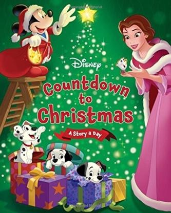 DISNEYS COUNTDOWN TO CHRISTMAS