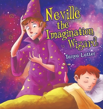 Neville the Imagination Wizard