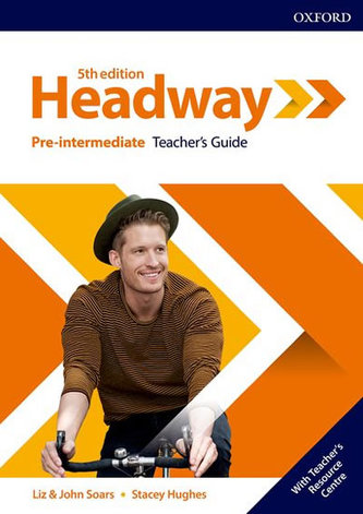 New Headway Fifth edition Pre-intermediate:Teacher´s Book+Teacher´s Resource Center