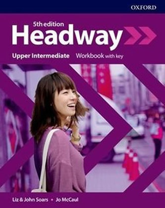 New Headway Fifth edition Upper Intermediate:Workbook with answer key