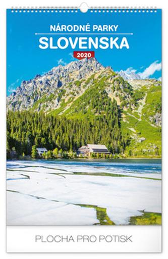 Národné parky Slovenska 2020