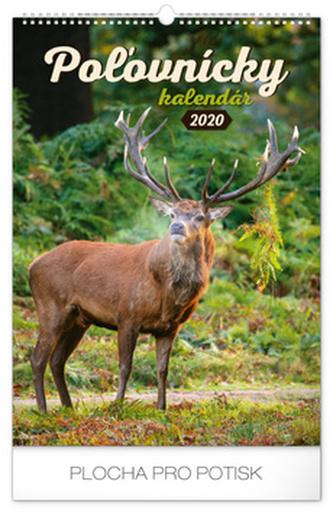 Poľovnícky kalendár 2020
