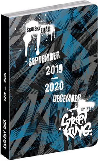 Školský diár Street 2019-2020