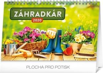 Stolový kalendár Záhradkár 2020