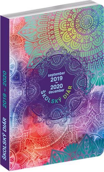 Školský diár Mandala 2019-2020