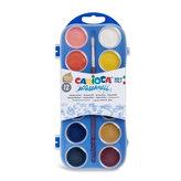 CARIOCA vodové barvy 12 ks