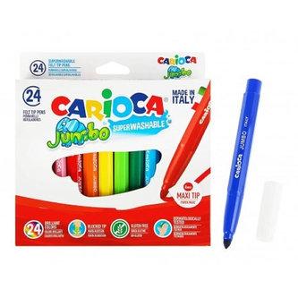 CARIOCA fixy Jumbo 24 ks