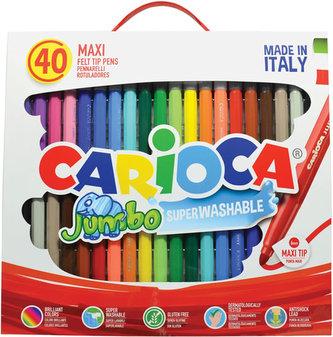 CARIOCA fixy Jumbo 40 ks