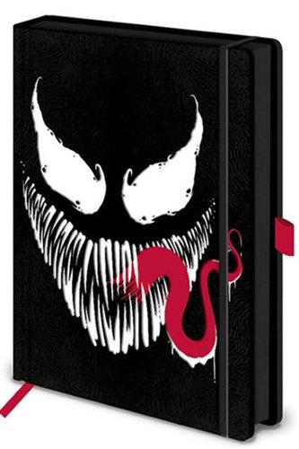 Zápisník Marvel - Venom - Premium A5