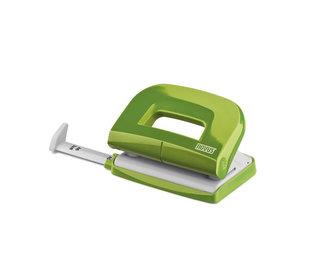 Děrovačka E 210 Fresh, 10 listů, zelená