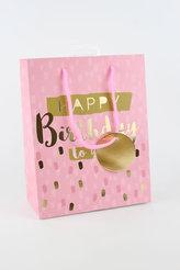 Taška medium Happy Birthday