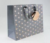 Taška large Bronzový vzor