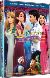 Labutí princezna: Království hudby DVD