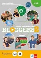 Bloggers 2 (A1.2) – 2dílný praovní sešit + žákovská licence