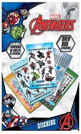 Avengers - Set 800 samolepek