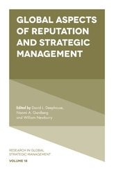 Global Aspects of Reputation and Strategic Management
