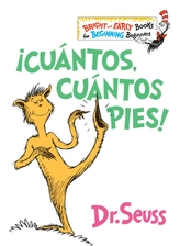 !Cuantos, cuantos Pies!(The Foot Book Spanish Edition)