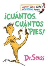 !Cuantos, cuantos Pies!(The Foot Book Spanish Edition)