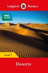 BBC Earth: Deserts - Ladybird Readers Level 1