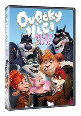 Ovečky a vlci: Veliká bitva DVD