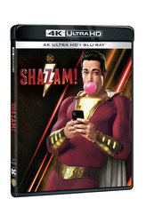 Shazam! 4K Ultra HD + Blu-ray