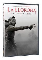 La Llorona: Prokletá žena DVD
