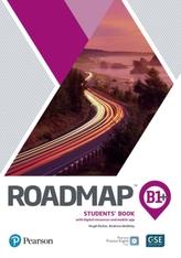 Roadmap B1+ Intermediate Student´s Book w/ Digital Resources/Mobile App