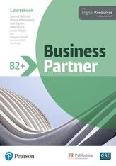 Business Partner B2+ Coursebook w/ Basic MyEnglishLab Pack