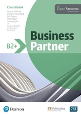 Business Partner B2+ Coursebook w/ Basic MyEnglishLab Pack