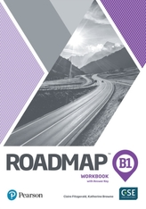Roadmap B1 Pre-Intermediate Workbook w/ Online Audio (w/ key)