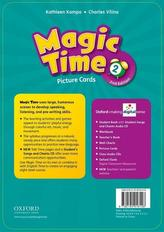Magic Time Second Edition 2 Flashcards