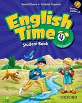 English Time 2nd Edition 4 Student´s Book + Student Audio CD Pack