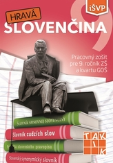 Hravá slovenčina 9 PZ (2.vyd.)