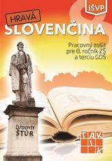 Hravá slovenčina 8 PZ ( 2.vyd.)