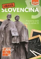 Hravá slovenčina 5 PZ ( 2.vyd.)