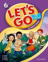 Let´s Go Fourth Edition 6 Student´s Book