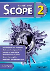 Scope Level 2: Teacher´s Book