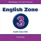 English Zone 3 Class Audio CDs /2/