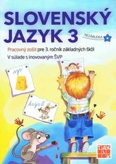 Hravá slovenčina 3 PZ (2.vyd.)
