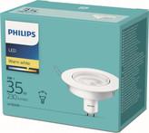 LEDspot Podhledové svítidlo Philips s paticí GU10 8718699667047 2700K 3W