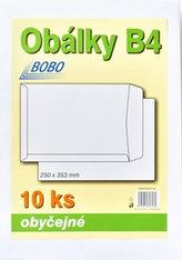 Obálky B4 obyčejné (bal.10ks)