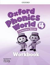 Oxford Phonics World 4 Workbook