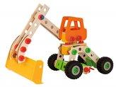 Stavebnice Constructor 6 Bagr, 140 dílů