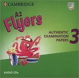 A2 Flyers 3 Audio CDs