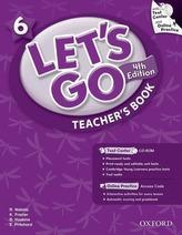 Let´s Go Fourth Edition 6 Teacher´s Book