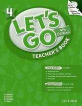 Let´s Go Fourth Edition 4 Teacher´s Book