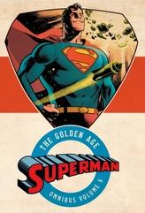 Superman: The Golden Age Omnibus Volume 6